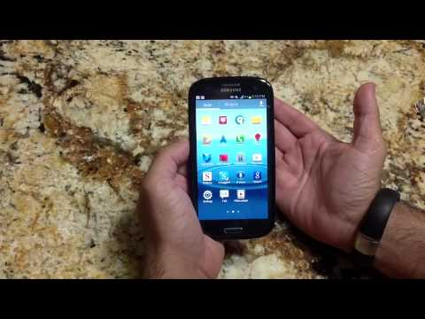 Samsung Galaxy S III Tips - How to hide applications (Tip 3)