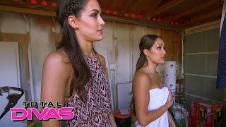 Daniel Bryan plays a trick on houseguest Nikki Bella: Total Divas: July 28, 2015