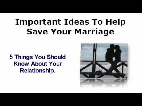 Marriage Counseling - Advice On How To Save Your Marriage & Fix Your Relationship