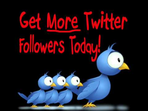 Buy Twitter Followers - Fast and Safe