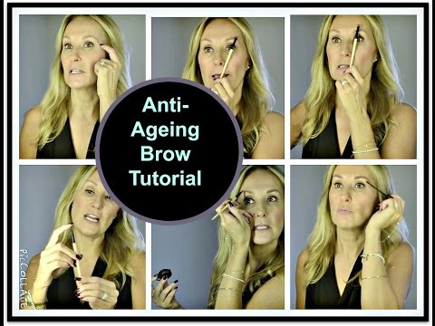 How To Shape The Perfect Youthful Eyebrow Arch - Nadine Baggott