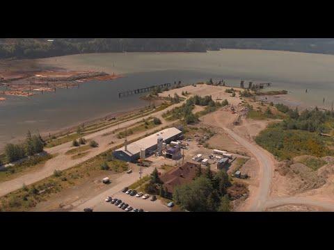 Carbon Engineering's pilot plant in Squamish B.C.