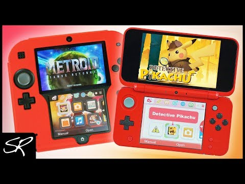 5 MUST HAVE Nintendo 2DS & New Nintendo 2DS XL Accessories UNDER $10!