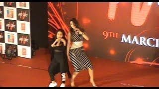 Urvashi Rautela & Neha Kakkar Live performance @ R-City Mall, Ghatkopar
