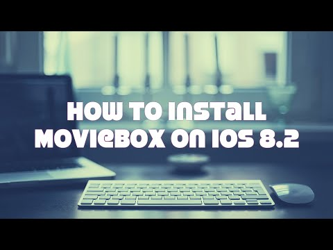 How to download MovieBox on iOS 8.2 without jailbreak