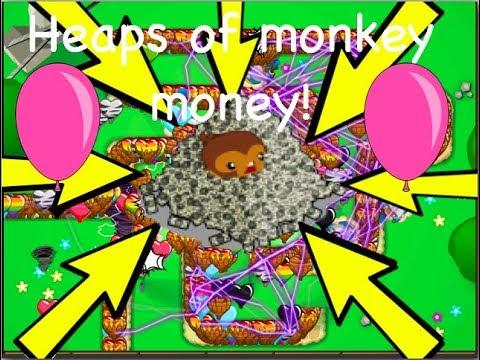 HOW TO GET INFINITE MONKEY MONEY?!?!?!? Btd5 tutorial