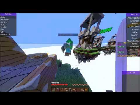 Cubecraft Hack Skywars Fly No kick
