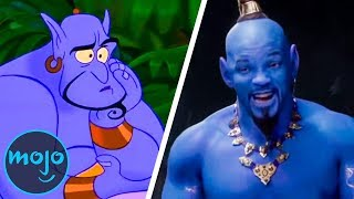 Top 10 Worst Changes from Disney Live Action Remakes