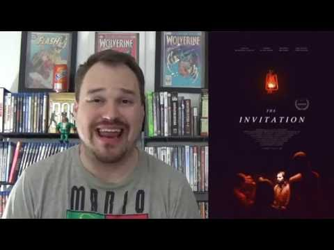 The Invitation - Stale Popcorn: A Movie Review Show