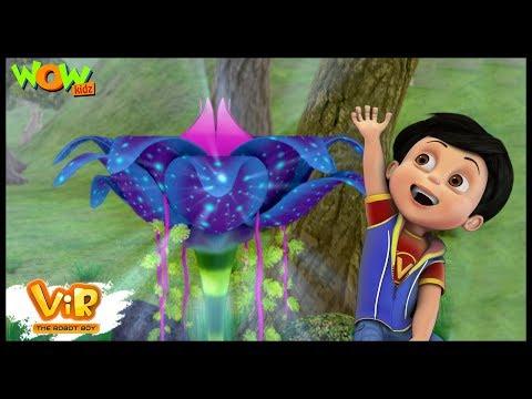Xxx Mp4 Vir The Robot Boy Hindi Cartoon For Kids The Giant Flower Animated Series Wow Kidz 3gp Sex