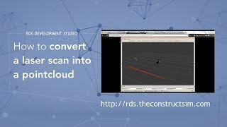 ROS Q&A] 120 - How To Convert a PointCloud Into a Laser Scan