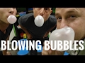 Blowing Bubblegum Bubbles
