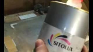 Печать на пакетах ПВД методом шелкографии