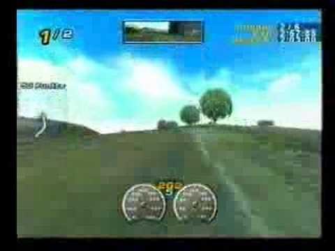 Need for Speed Hot Pursuit 2 Replay