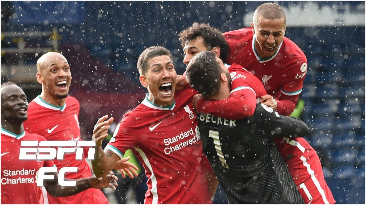 West Brom vs. Liverpool FULL reaction: Steve Nicol's reaction to Alisson's goal!   ESPN FC