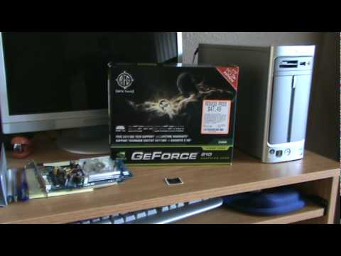 HP Pavilion Slimline s7700y Graphics Card Upgrade - Vidly xyz