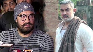 Aamir Khan's Reaction On How Difficult It Was To Make DANGAL Movie