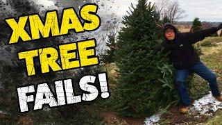 Christmas Tree Fails! | The Best Fails | Hilarious Fail Videos 2019