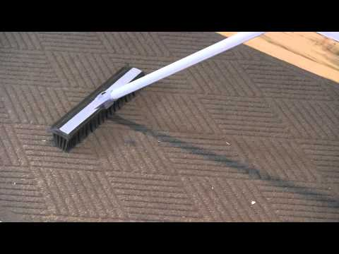 The Miracle Rubber Broom