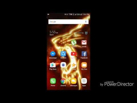 Enable Flash notification on Samsung Galaxy J2 Prime