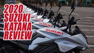 Download 2019 Suzuki Katana Review Video