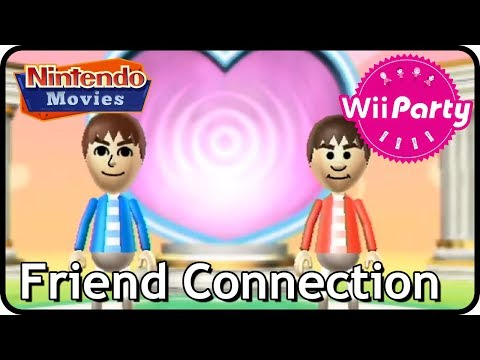 Wii Party - Friend Connection (Multiplayer)
