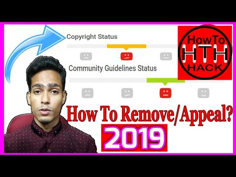 Got Copyright/Community Guidelines Strike On  YouTube | How to Remove/Appeal? My Lots of Experience!
