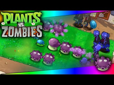 No Sunflower in Unsodded! | Plants vs. Zombies:  Hidden Mini Games (Secret Level)