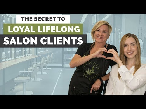 The Secret To Manifesting Loyal Salon Clients