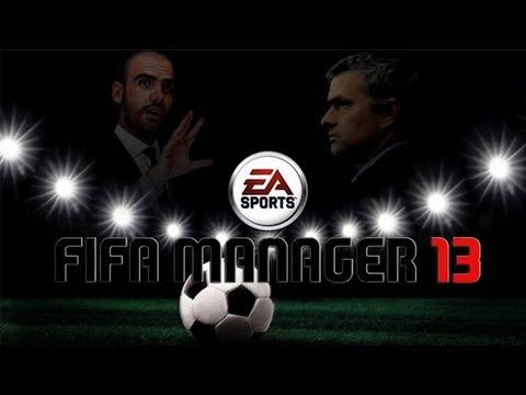 Zagrajmy w FIFA Manager13# 13 - TRZYNASTY odcinek FIFA Manager TRZYNAŚCIE!