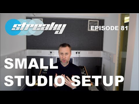 Setting up a 'SMALL' Mix / Mastering Studio - Episode 81