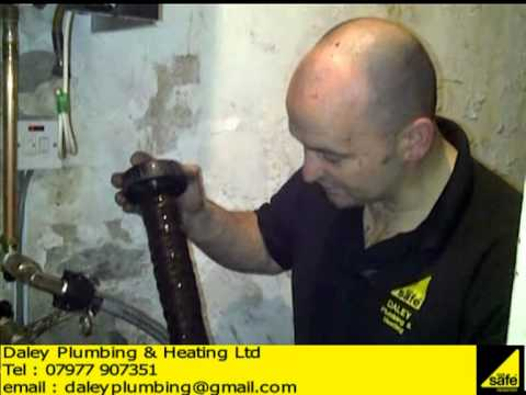 Central Heating Flushing / Cleaning