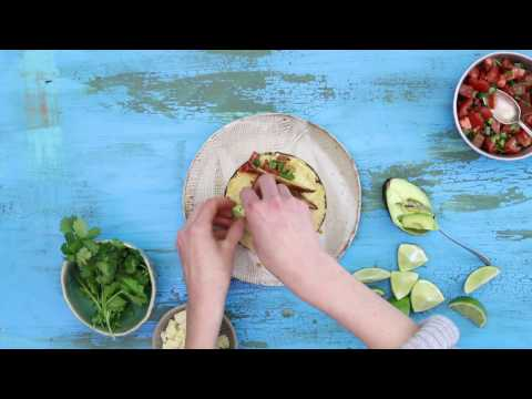 Loaded Slow Cooker Carne Asada Tacos