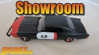 [Showroom] Chevrolet Monte Carlo Fast and Furious diecast car