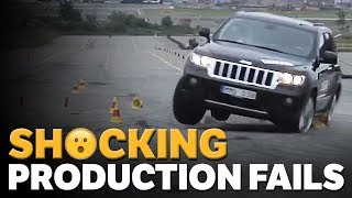 9 Shocking Car Fails You