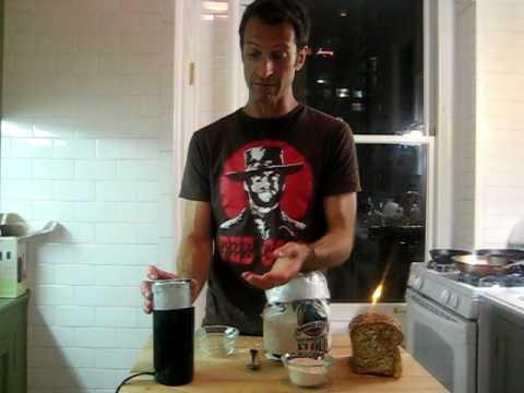 Rob Endelman - Flour From Whole Grains