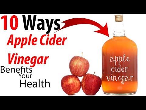10 Ways Apple Cider Vinegar Benefits Your Health/health benefits of apple cider vinegar