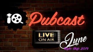 Pubcast! June Night Pubcast