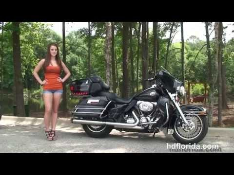 Used 2011 Harley Davidson Ultra Classic Electra Glide Motorcycles for sale - Sarasota, FL