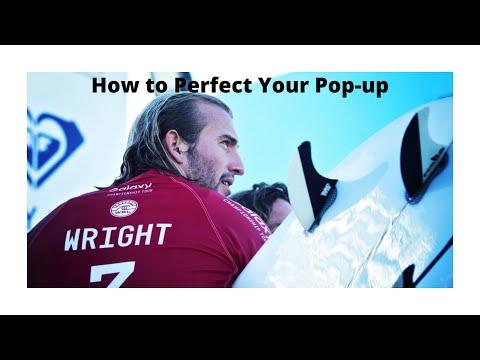 SURFPRO TECHNIQUES: PERFECT YOUR POP UP