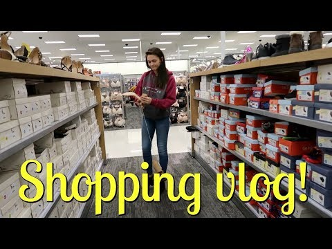 5480fabae4051 Shopping vlog for shoes and a New Bathing suit! Ellie scored the winning  goal!