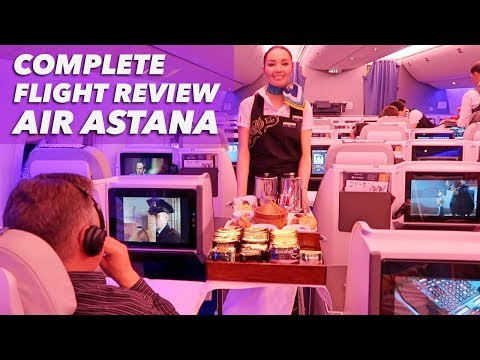 The Complete Flight Review of Air Astana