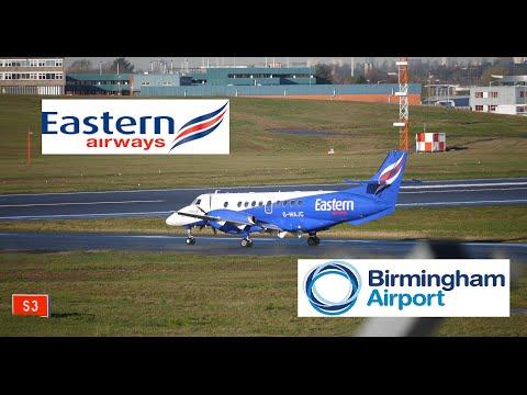 Eastern Airways Flight 4622 (BHX to Newcastle)