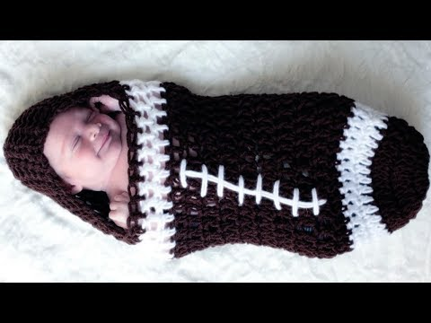 Crochet Baby Sleeping Bag Pattern Free