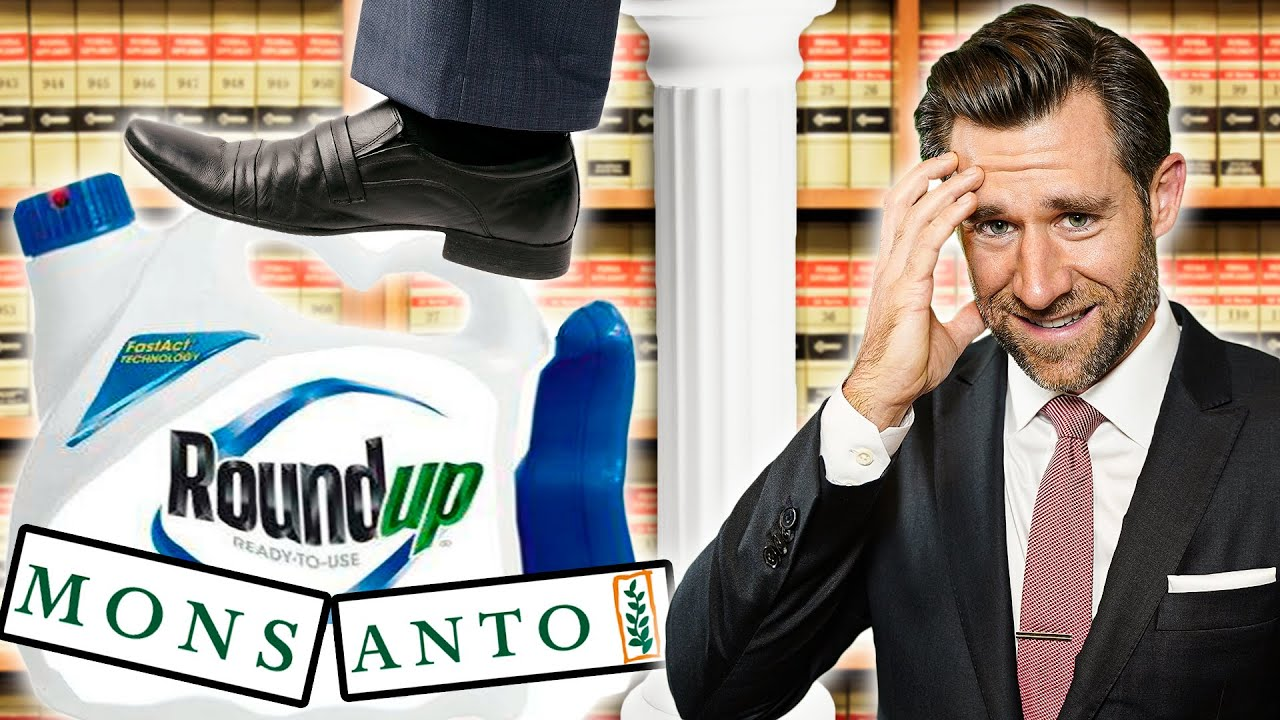How to win $2,000,000,000 from Monsanto - An Interview with Lead Counsel R. Brent Wisner