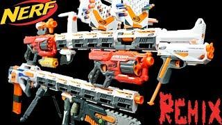 NERF Remix   Elite MEGA CycloneShock