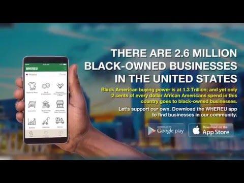 The WhereU app: Latest Release