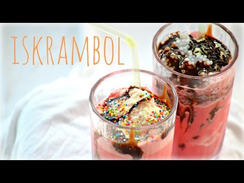 Best Homemade Filipino Iskrambol (Ice Scramble)| It's More Fun in the Kitchen