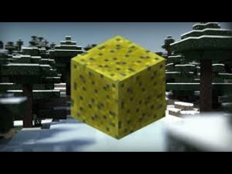 MINECRAFT How to get water from a wet sponge (Xbox360,XboxOne,PS3,PS4,PC)