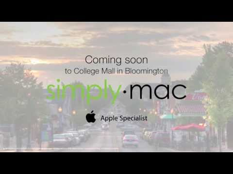 Coming soon to Bloomington - Simply Mac